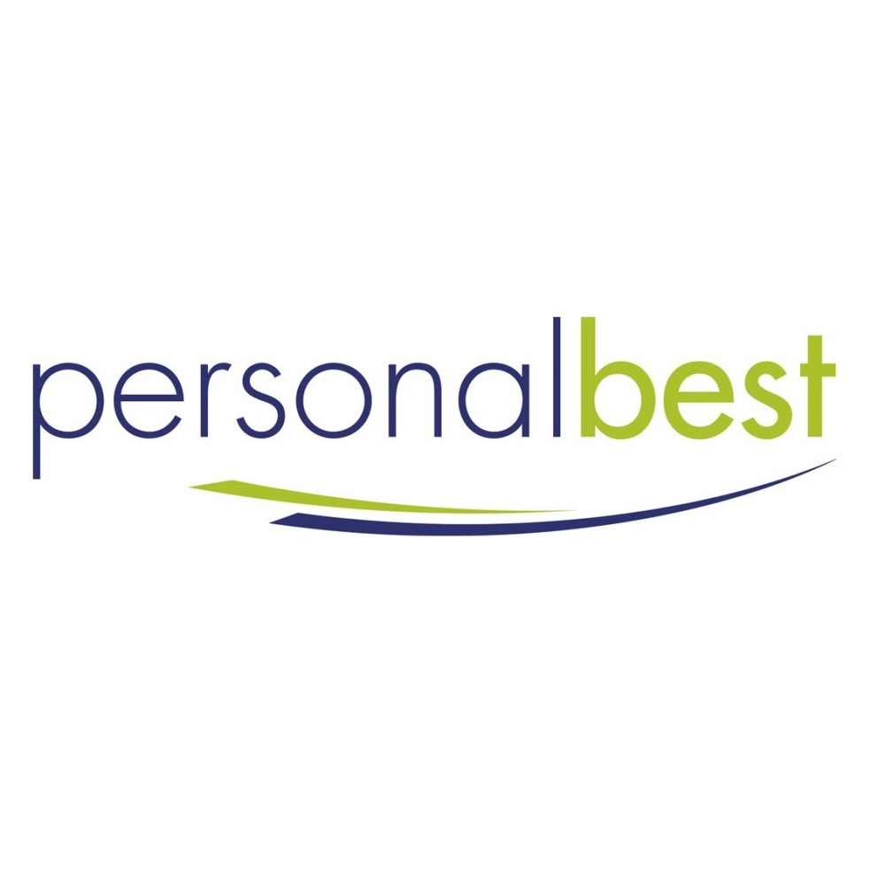 Personal Best Square Logo