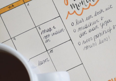 5 Simple Rules for Goal Setting