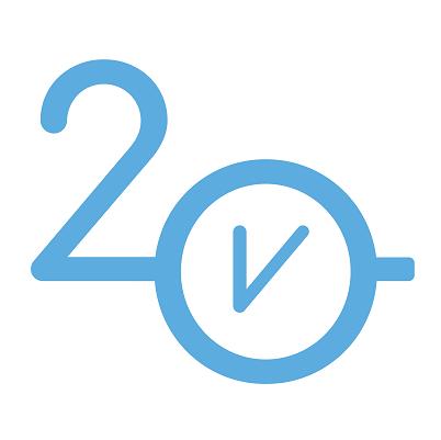 20v Logo