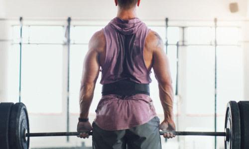 Weightlifiting Belt
