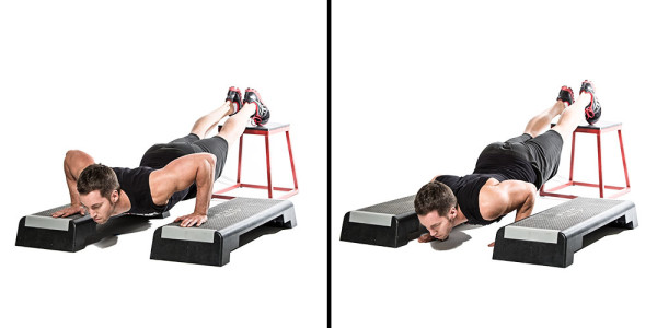 Depth Push up