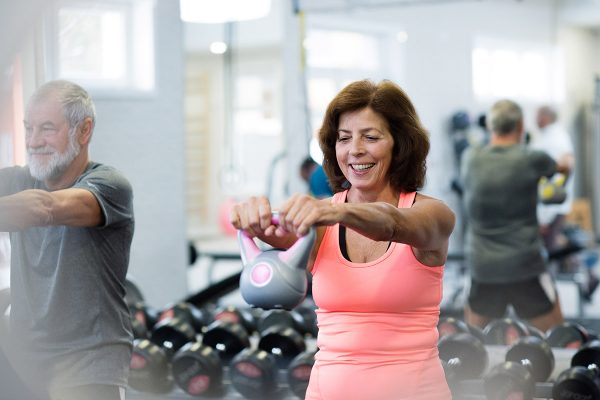 Strength Training Older Adults