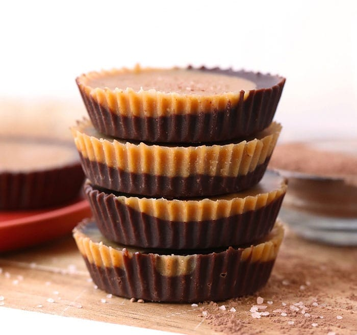 Peanut Butter Healthy Cups